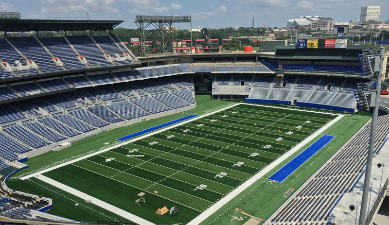 Georgia State University Football Stadium